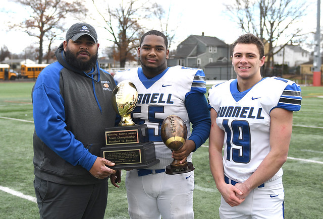Bunnell at Stratford Thanksgiving Football