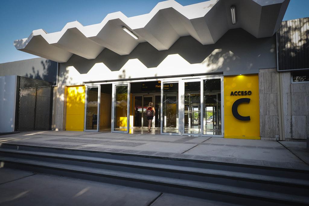 2019-11-28 PRENSA: Puesta en Función de las Obras de Remodelación de la Estación de la Terminal de Ómnibus