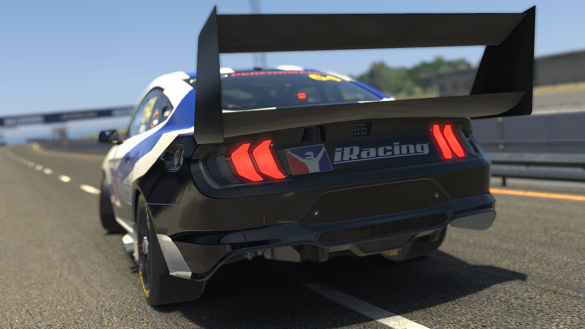 iRacing Ford Mustang GT 3
