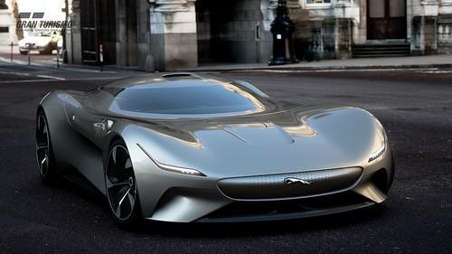 Jaguar Vision Gran Turismo Coupé '20 (Gr.X)