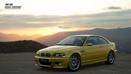 BMW M3 Coupé '03 (N300)