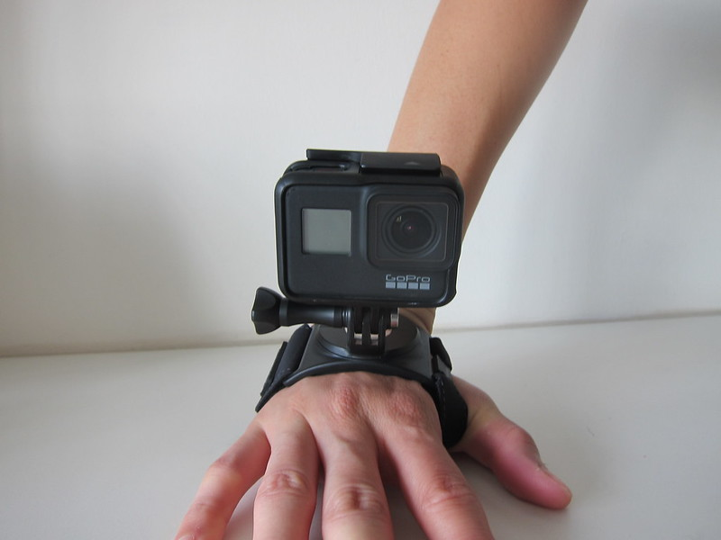 GoPro Hand Strap - With GoPro HERO7 Black