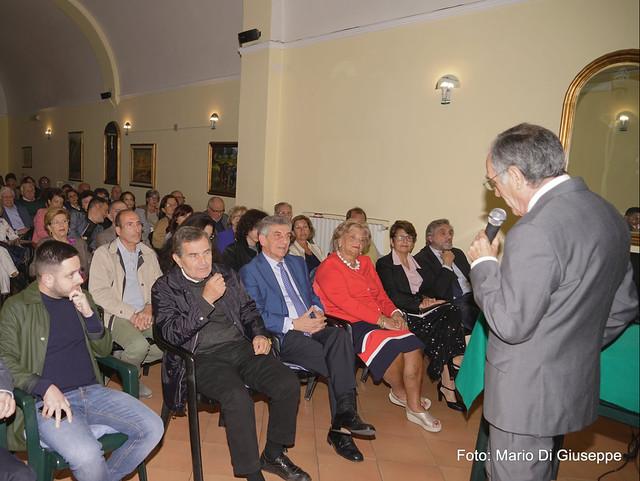 Marcellino Cassano al Circolo Unione