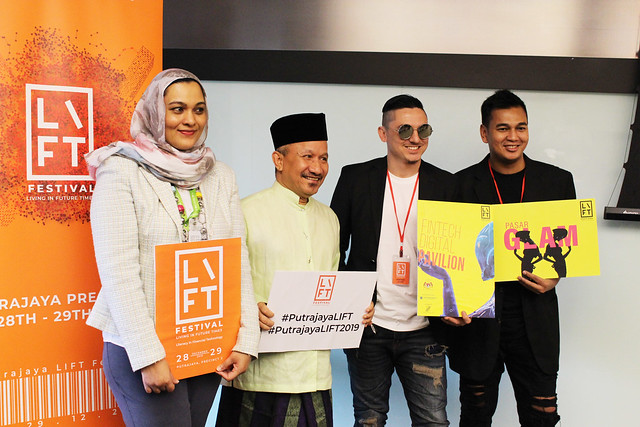 Festival Putrajaya Lift 2019