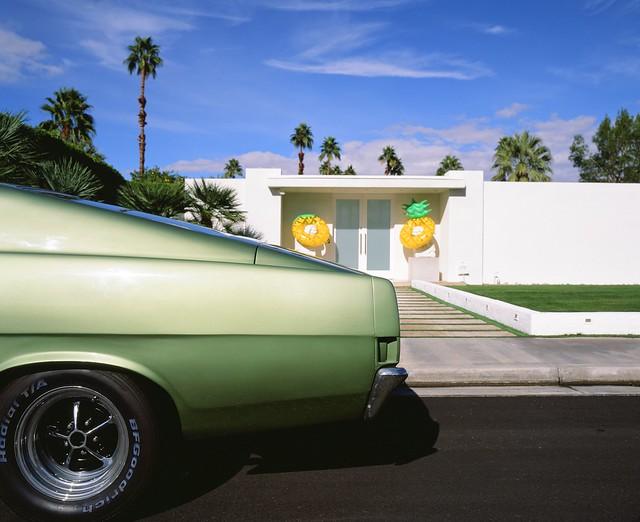 1968 Torino in Palm Springs, CA. Shot on film!