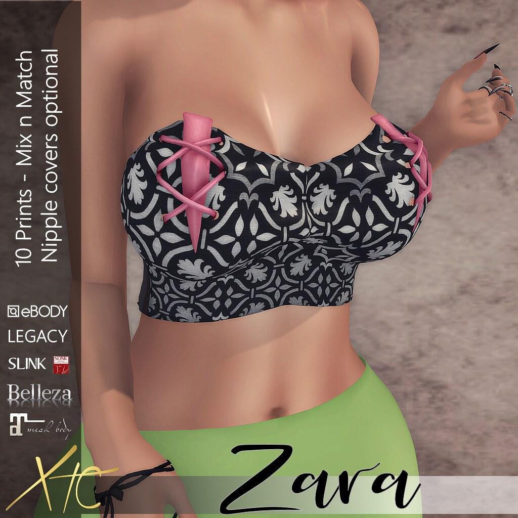 .Zara Corset.