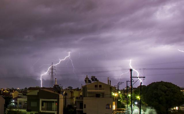 Ρίο, καταιγίδες 29.11.2019