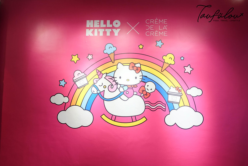 Hello Kitty x Creme de la Creme (2)