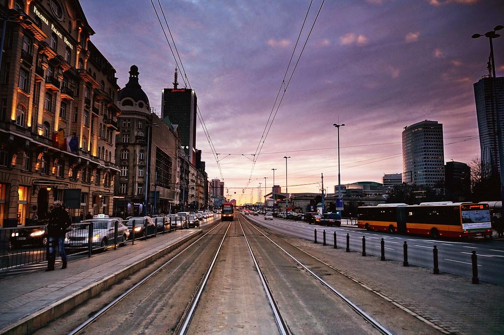 波蘭街景。圖片來源:Radek Kołakowski(CC BY 2.0)