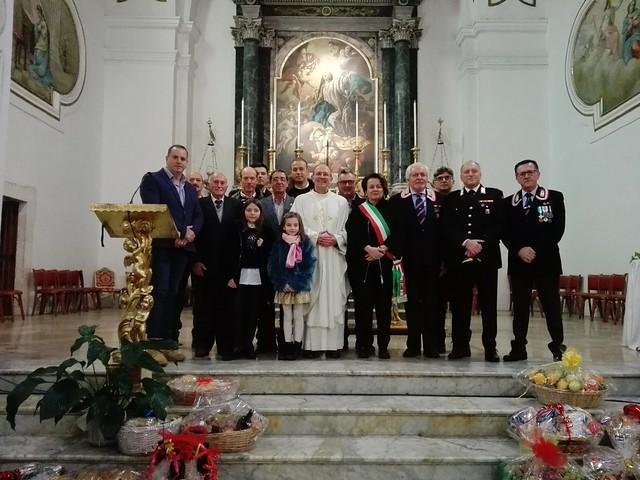 Turi - Virgo Fidelis e Coldiretti