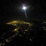 Flying over Algiers