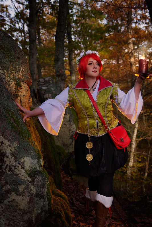 Shani - The Witcher