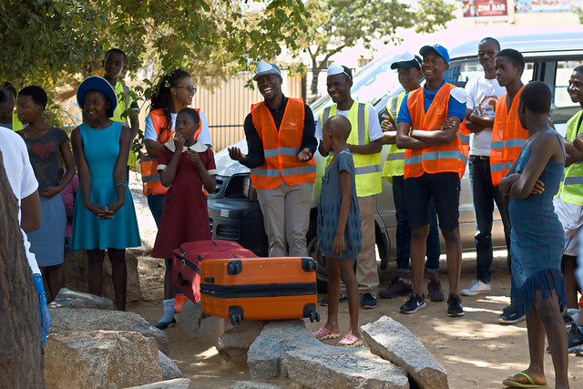 NEF Africa Science Week Day 2