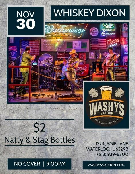 Whiskey Dixon 11-30-19