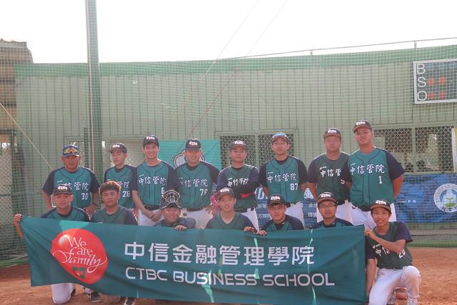 2019.11.25-11.27大專乙組棒球賽