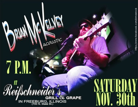 Brian McKelvey 11-30-19