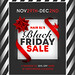 HAIRSL BLACK FRIDAY POSTER 2019