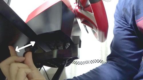 NSW-228 株式会社 HORI | マリオカートレーシングホイール DX for Nintendo Switch