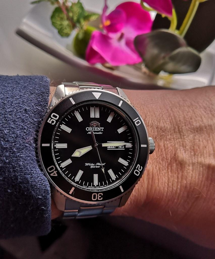 Orient Nano RA-AA0008B19B  (Cal F6922)
