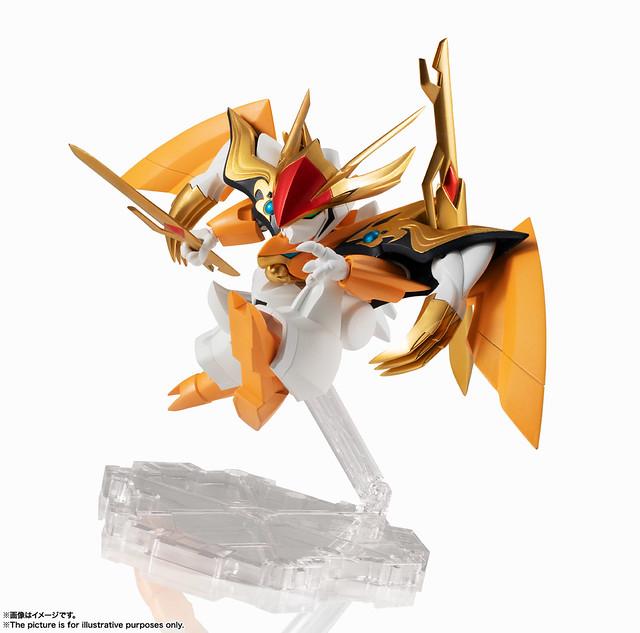 NXEDGE STYLE《魔神英雄傳 七魂的龍神丸》幻龍丸、龍激丸、聖龍丸商品情報公開!