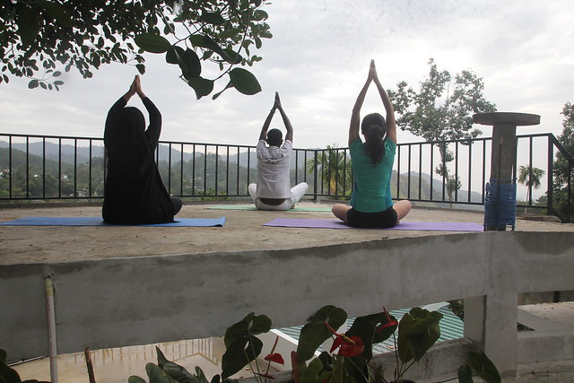 Yoga classes and Meditation( SRI LANKAN Traditional YOGA)