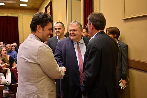 CS01139_26.11.2019, Αθήνα: «Η Ευρωατλαντική Προοπτική των Βαλκανίων και η θέση της Ελλάδας»