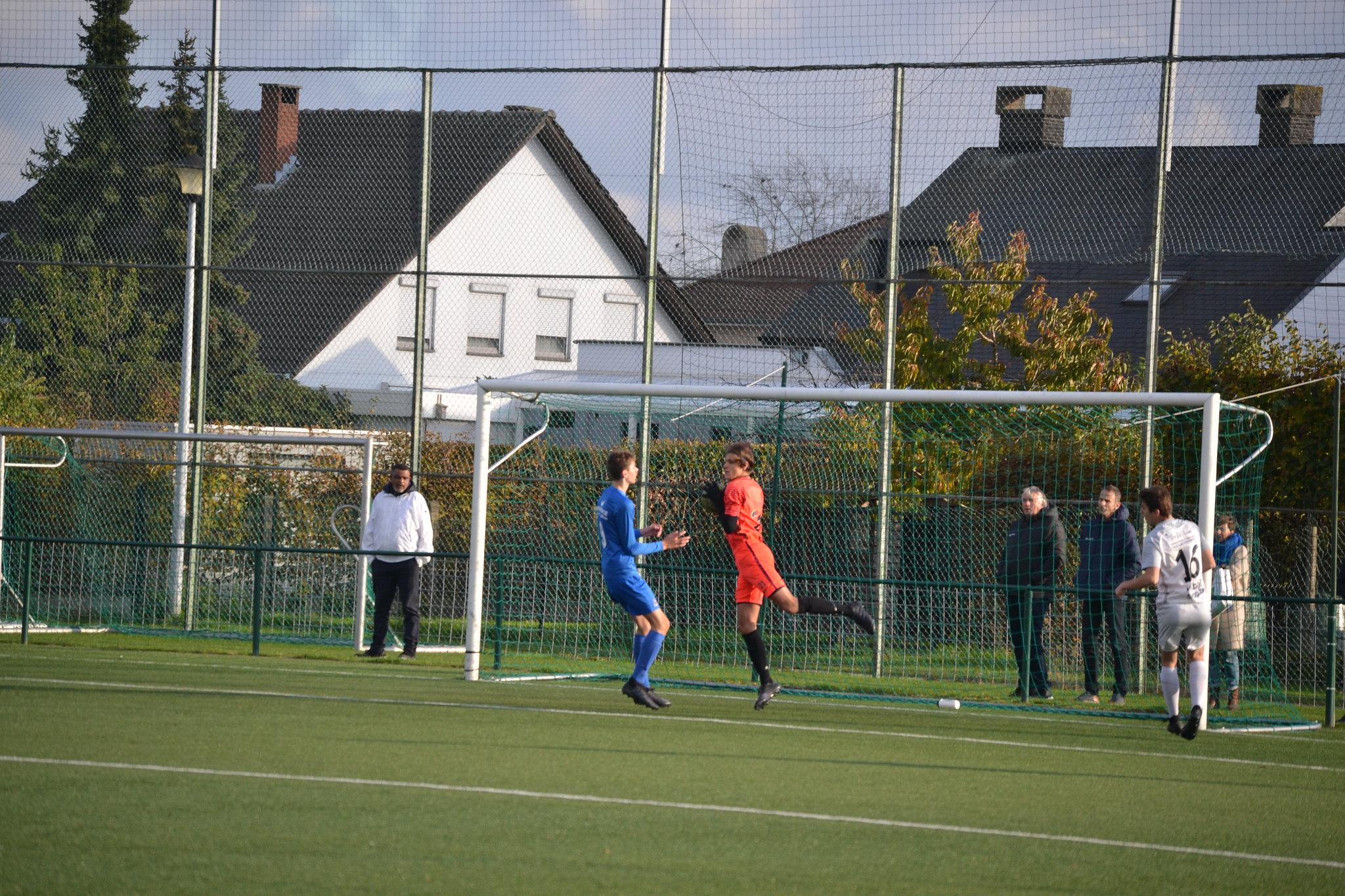 U17A - 9/11/2019 - F.C.V. Dender E.H. - Sporting Kampenhout