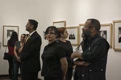 """28 Nov 2019 . Secretaría de Cultura . Inauguración de la exposición """"Modernismo en la India. A través de los archivos del Instituto Indio de Diseño"""", en el marco de las actividades de la FIL 2019, con la presencia de India como país invitado."""