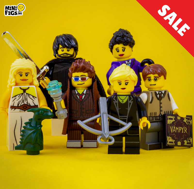 Yellow Friday Minifigs.me