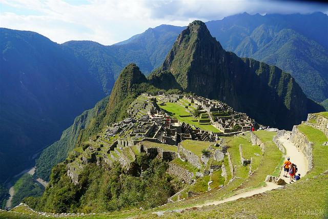 Die schönste Aussicht auf Machu Picchu
