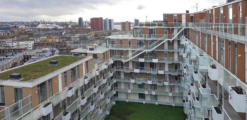 Fenixloods Rotterdam lofts uitzicht