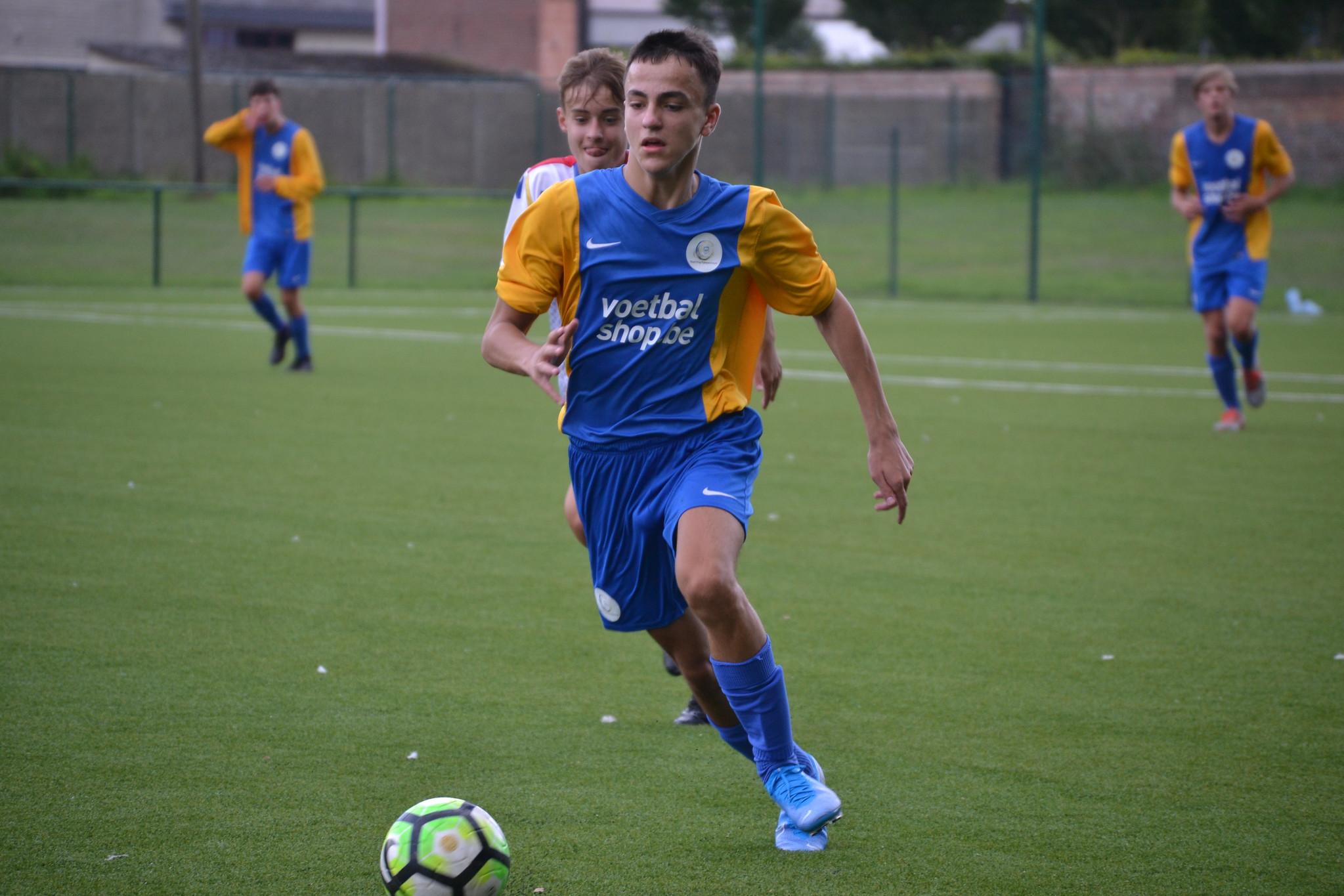 U17 - 31/08/2019 - Sporting Kampenhout - K. Hoger Op Wolvertem Merchtem