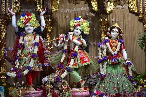 ISKCON Bangalore Deity Darshan 29 Nov 2019
