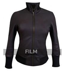 Emma Swan (Jennifer Morrison) Brown Lambskin Jacket