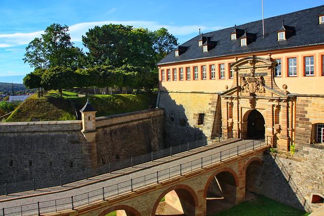 Erfurt, Zitadelle ... HFF !