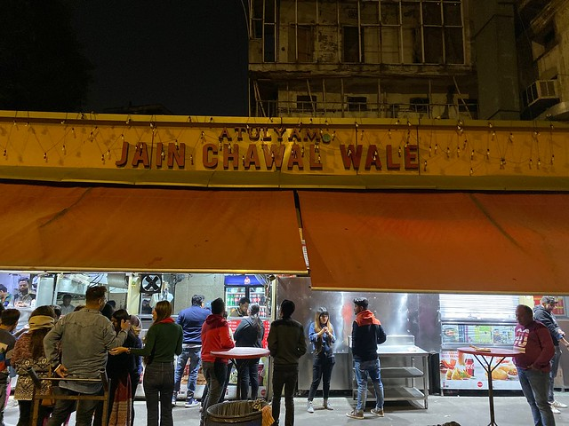 City Walk - 5 am Stroll, Baba Kharak Singh Marg