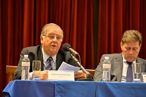 CS01392_26.11.2019, Αθήνα: «Η Ευρωατλαντική Προοπτική των Βαλκανίων και η θέση της Ελλάδας»