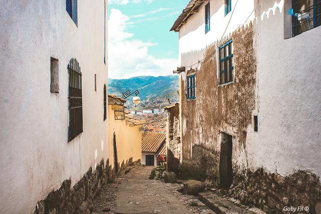 Las calles mágicas del Cuzco