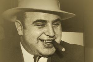"Capone, Alphonse ""Scarface"""
