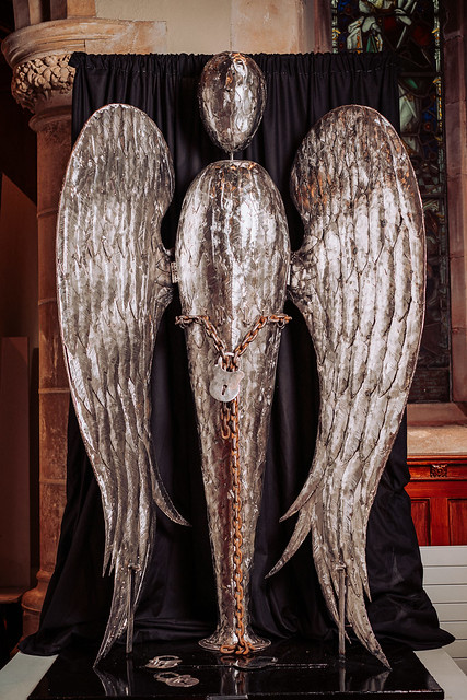 A Host of Angels arrives in Magheralin