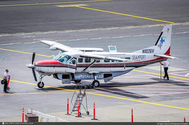[PDX.2013] #SeaPort.Airlines #Cessna #Grand.Caravan #N1026V #awp