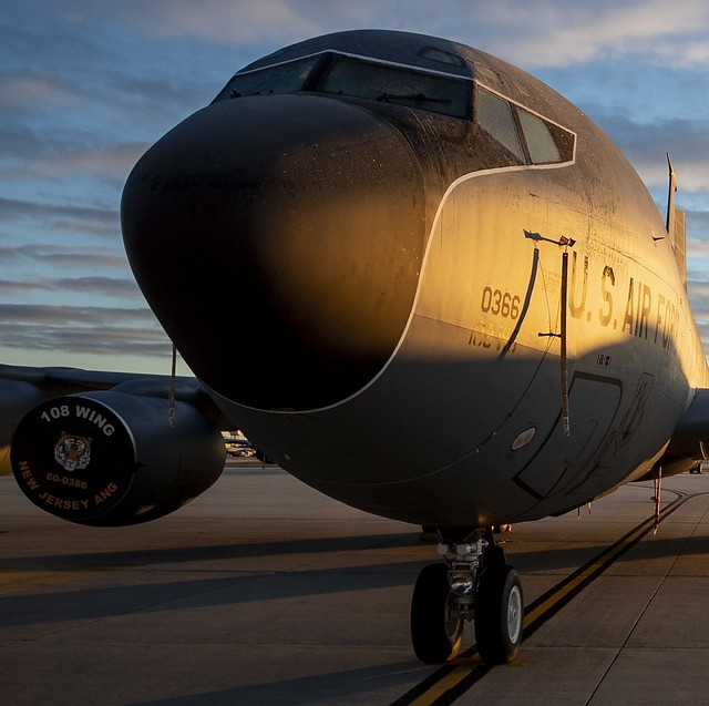 New Jersey Air National Guard's Boeing KC-135R