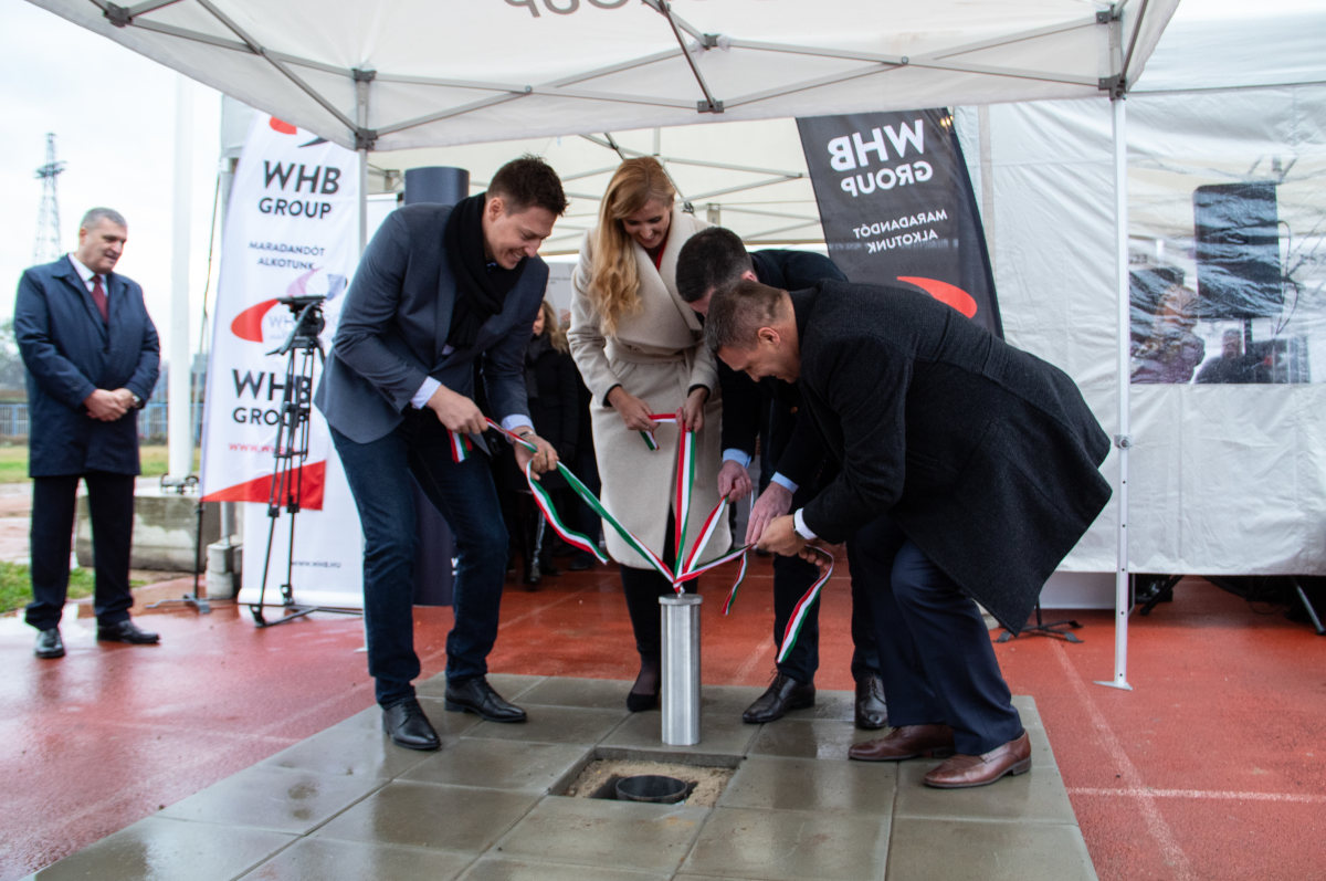 Új stadiont kap 60. születésnapjára a szegedi kézilabda