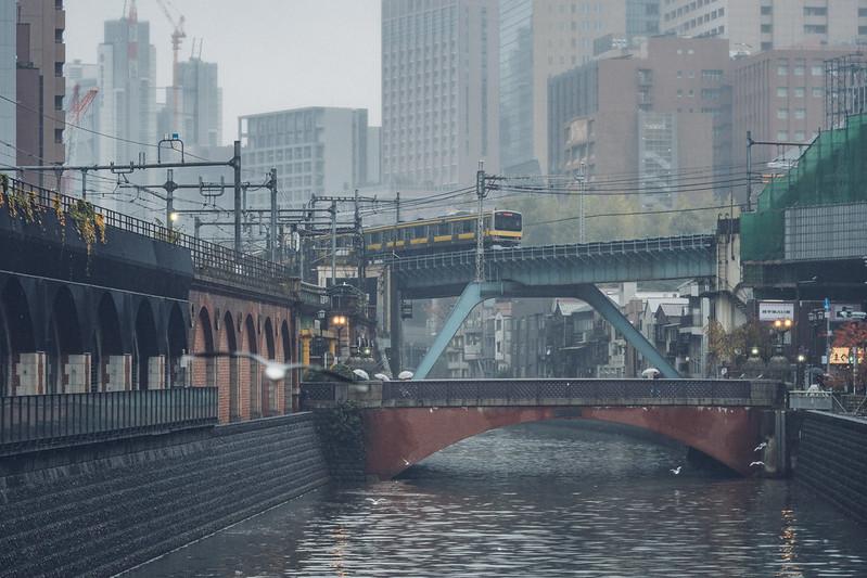 舊萬世橋驛|東京 神田