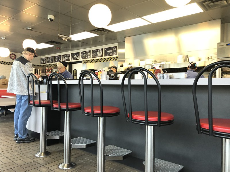 Waffle House - Barboursville