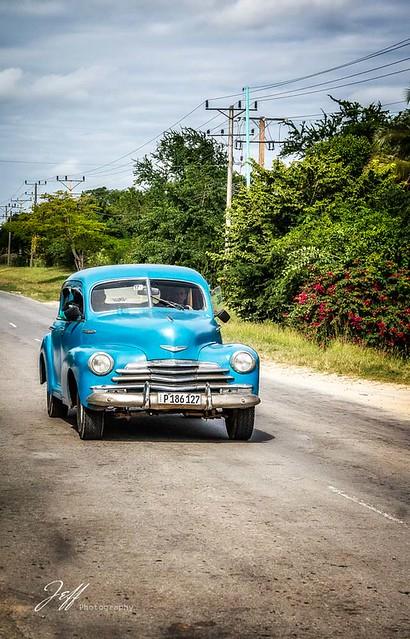 Sur la route de la Havane