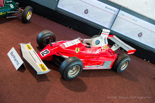 Ferrari 312 F1 'Niki Lauda' Child's Car