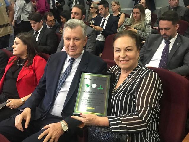 27/11/2019 Premiação Ranking dos Políticos