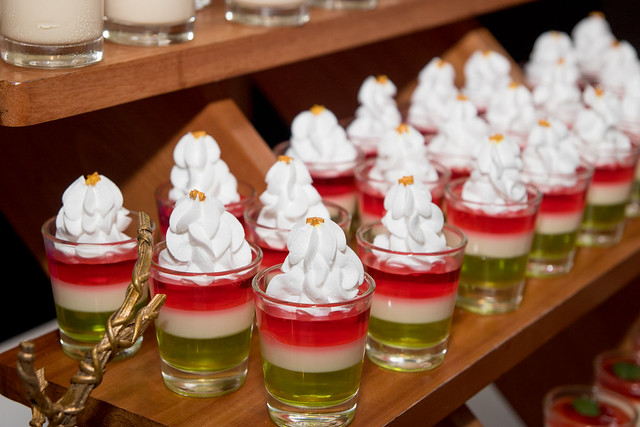 Christmas Jelly and Cream