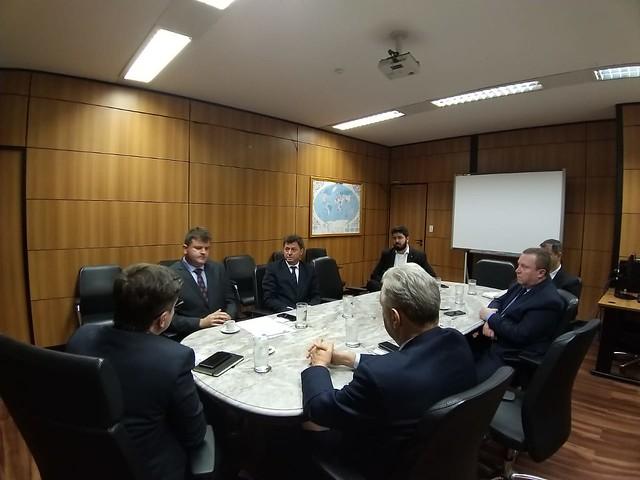 27/11/2019 Reunião Secretaria do Trabalho